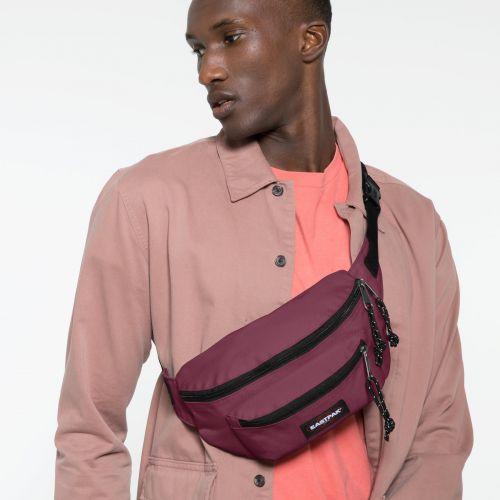 Doggy Bag Crimson Burgundy