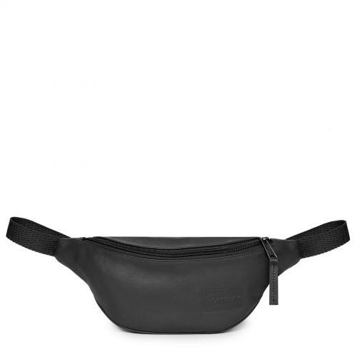 Springer Black Authentic Leather