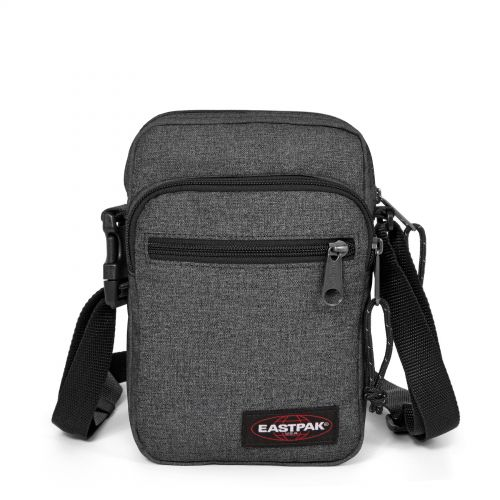 Double One Black Denim Shoulderbags by Eastpak - view 2