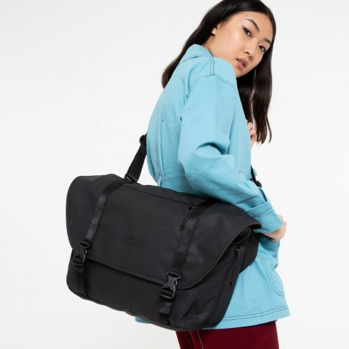 Boston Surfaced Black Default Category by Eastpak - view 0