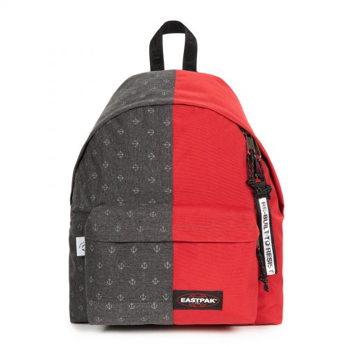 Re-built: Recycled Padded Pak'r® Anker/Red