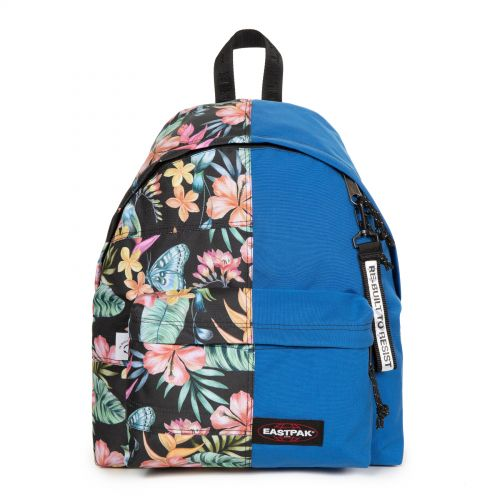 Re-built: Recycled Padded Pak'r® Brize pop/Blue