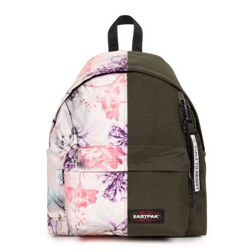 Re-built: Recycled Padded Pak'r® PInk Ray/Khaki