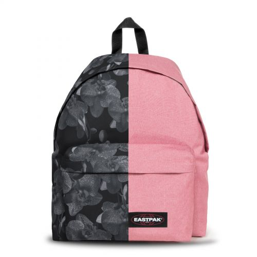 Re-built: Recycled Padded Pak'r® Charming black/Muted pink