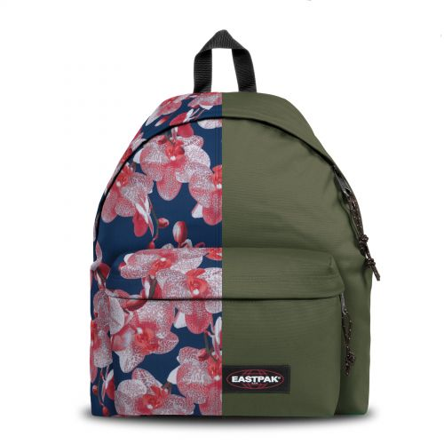 Re-built: Recycled Padded Pak'r® Charming pink/Opgrade jungle