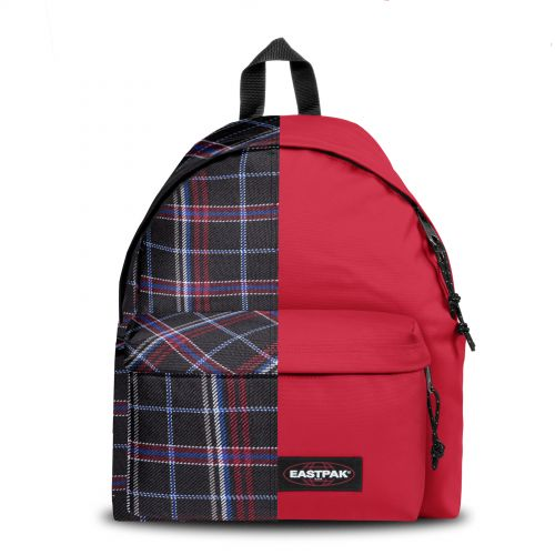 Re-built: Recycled Padded Pak'r® Neon black/Stop red