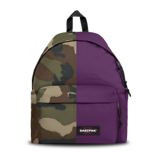 Re-built: Recycled Padded Pak'r® Camo power/Purple