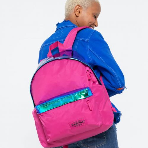 Padded Pak'R® Likwid Pink