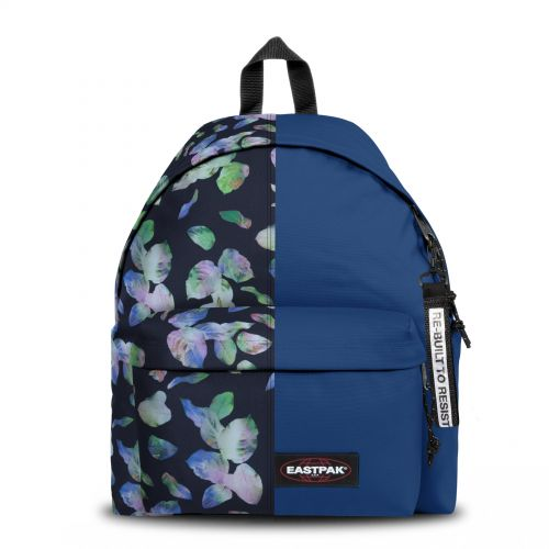 Re-built: Recycled Padded Pak'r® Ray Flowers/Blue