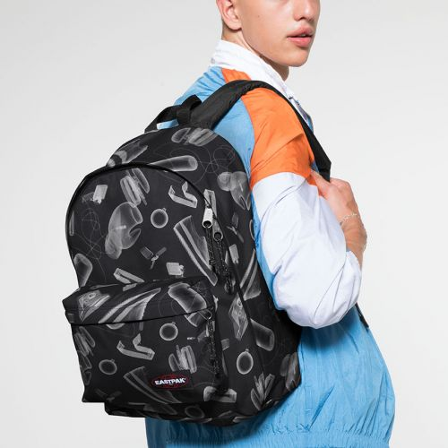 Out Of Office Xray Black Backpacks by Eastpak - view 0