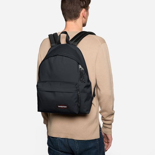 Padded Pak'r® Midnight Backpacks by Eastpak - Front view
