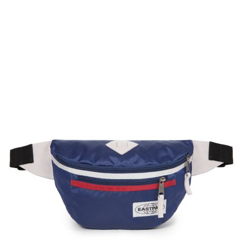 Bundel Into Retro Blue by Eastpak - Front view