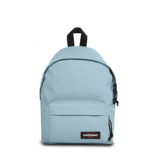 Orbit XS Sporty Blue Backpacks by Eastpak - Front view