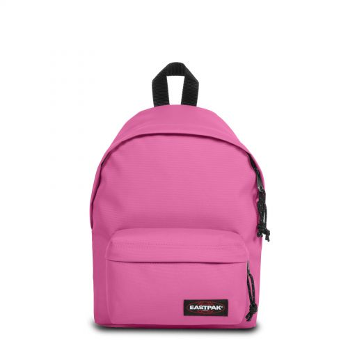 Orbit XS Frisky Pink Backpacks by Eastpak - Front view