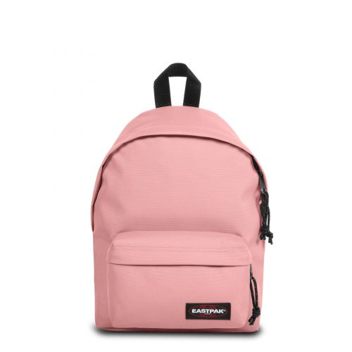 Orbit XS Serene Pink Backpacks by Eastpak - Front view