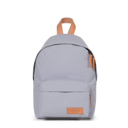 Orbit XS Super Lilac Backpacks by Eastpak - Front view