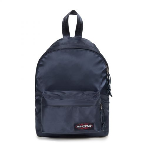 Orbit XS Satin Downtown Backpacks by Eastpak - Front view