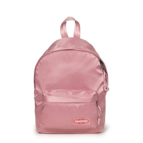 Orbit XS Satin Serene Backpacks by Eastpak - Front view