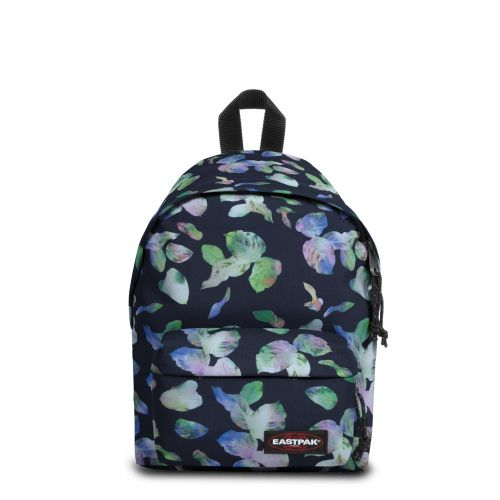 Orbit XS Romantic Dark Backpacks by Eastpak - Front view