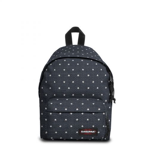 Orbit XS Little Dot Backpacks by Eastpak - Front view