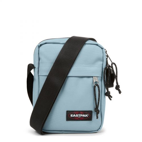 The One Sporty Blue Shoulderbags by Eastpak - Front view