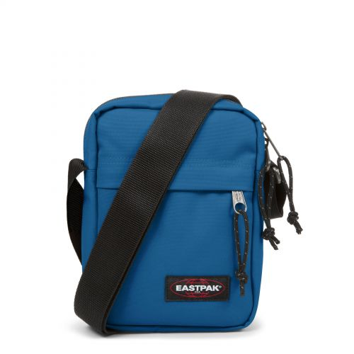 The One Urban Blue Shoulderbags by Eastpak - Front view