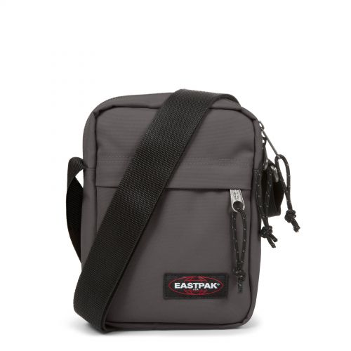 The One Simple Grey Shoulderbags by Eastpak - Front view