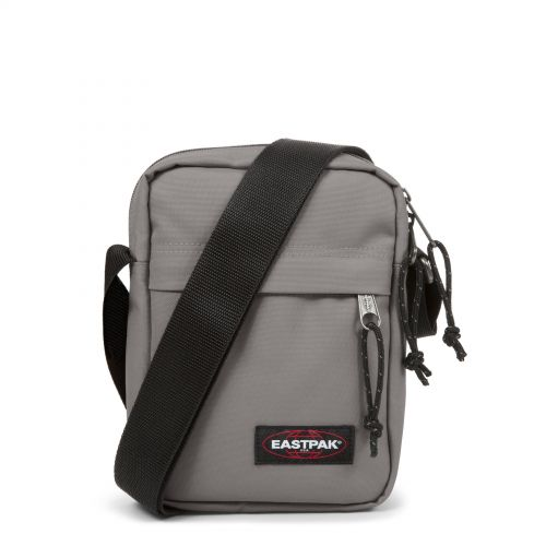 The One Concrete Grey by Eastpak - Front view