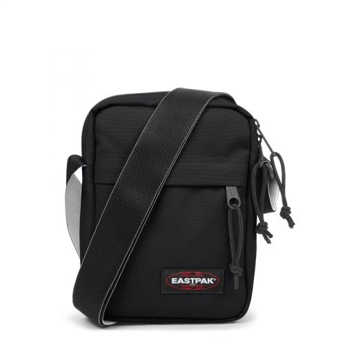 The One Blakout BW Shoulderbags by Eastpak - Front view