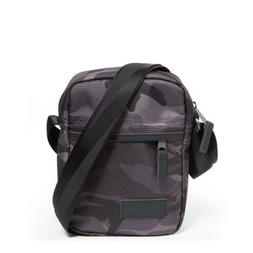 The One Constructed Camo Shoulderbags by Eastpak - Front view