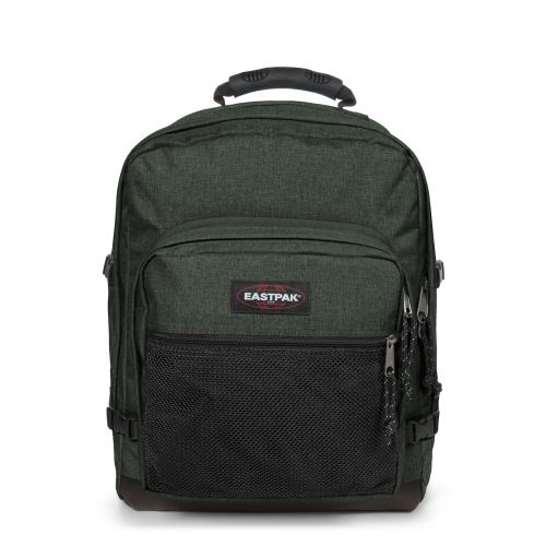 Ultimate Crafty Moss Backpacks by Eastpak - Front view