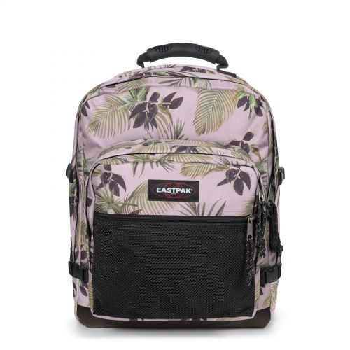 Ultimate Brize Mel Pink Backpacks by Eastpak - Front view