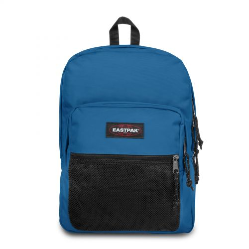 Pinnacle Urban Blue Backpacks by Eastpak - Front view