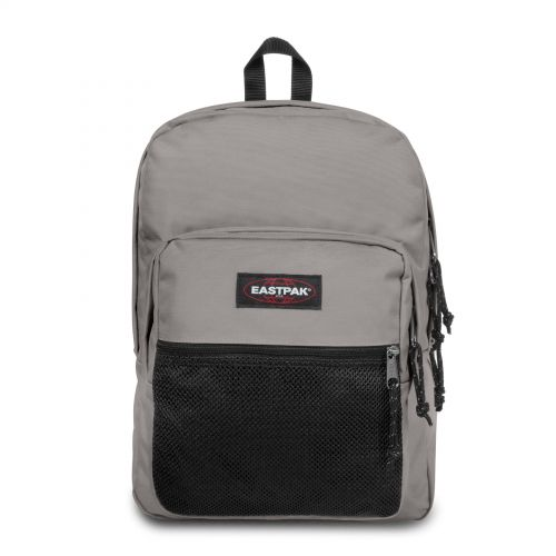 Pinnacle Concrete Grey by Eastpak - Front view