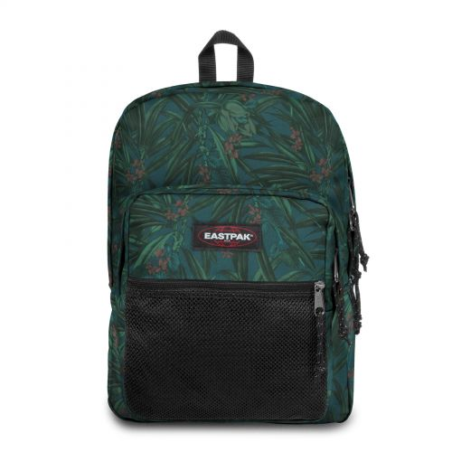 Pinnacle Brize Mel Dark Backpacks by Eastpak - Front view