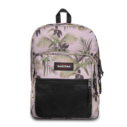Pinnacle Brize Mel Pink Backpacks by Eastpak - Front view