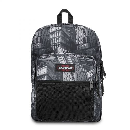 Pinnacle Chroblack Backpacks by Eastpak - Front view