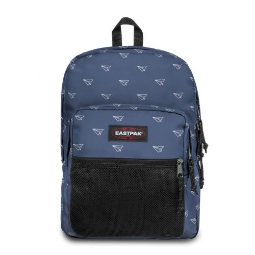 Pinnacle Minigami Planes Backpacks by Eastpak - Front view