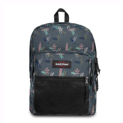 Pinnacle Scribble Downtown Backpacks by Eastpak - Front view