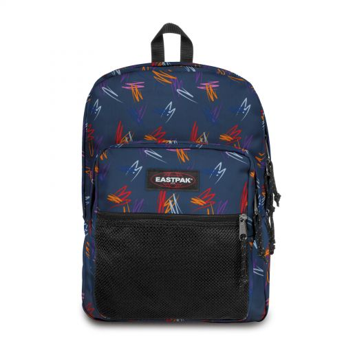 Pinnacle Scribble Urban Backpacks by Eastpak - Front view