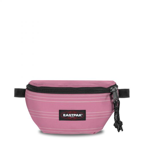 Springer Stripe-it Marshmellow by Eastpak - Front view
