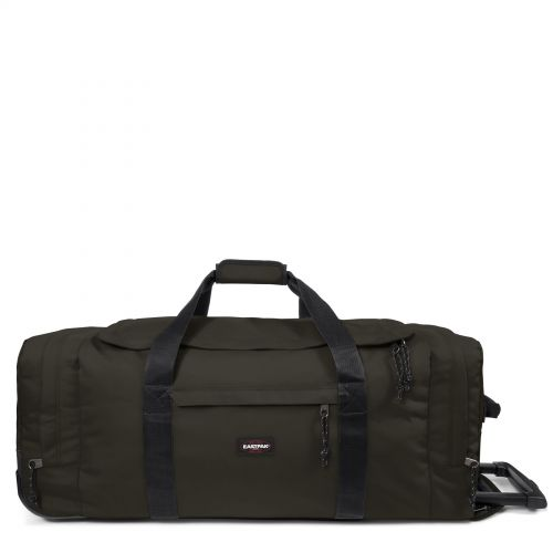 Leatherface L Bush Khaki Luggage by Eastpak - Front view