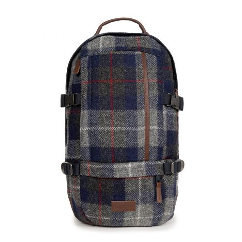Floid HT Check Backpacks by Eastpak - Front view