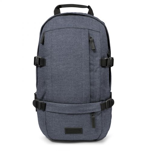 Floid Ash Blend Night Backpacks by Eastpak - Front view