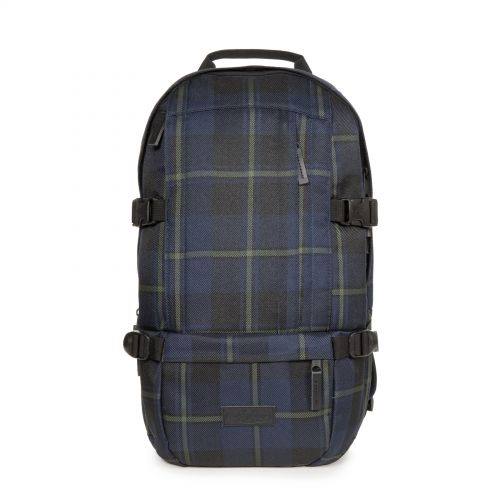 Floid Mono Night Checks Backpacks by Eastpak - Front view