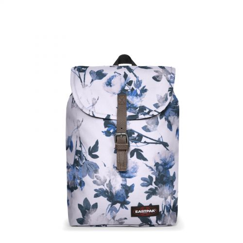 Casyl Romantic White Backpacks by Eastpak - Front view