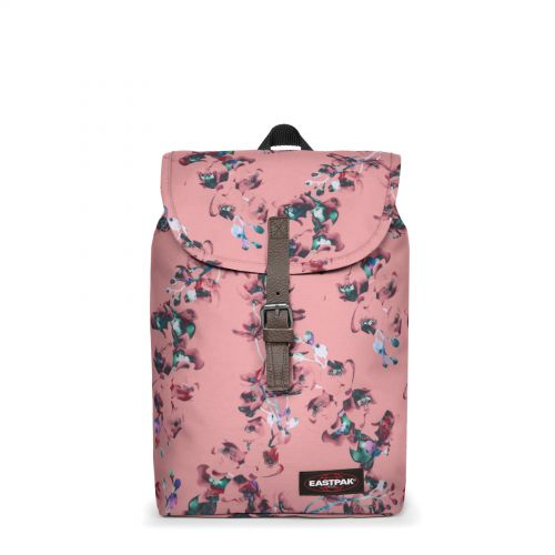 Casyl Romantic Pink Backpacks by Eastpak - Front view