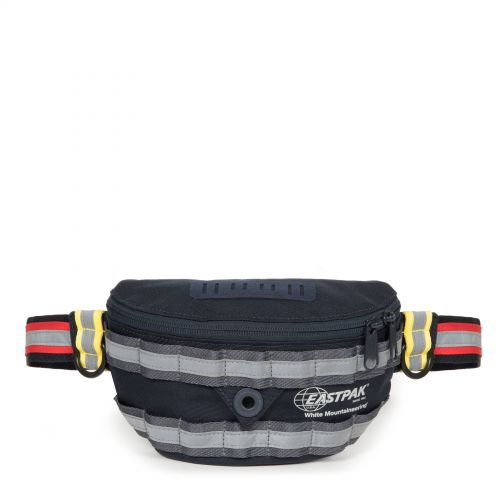 White Mountaineering Springer Navy Accessories by Eastpak - Front view