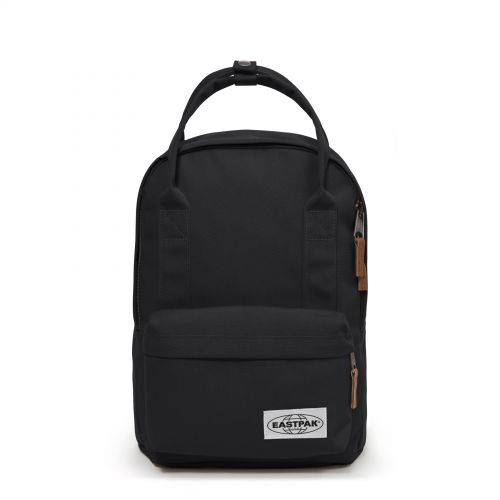 Padded Shop'R Opgrade Dark Backpacks by Eastpak - Front view