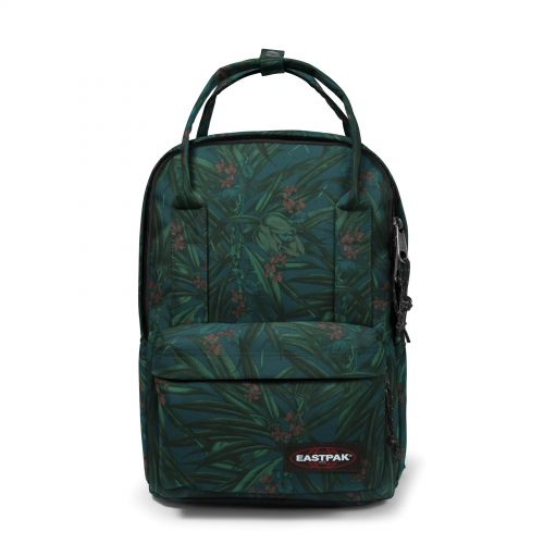 Padded Shop'r Brize Mel Dark Backpacks by Eastpak - Front view